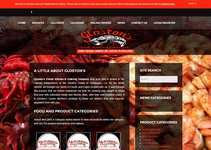 Glostons.com
